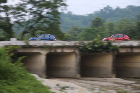 Day 13: The Renault Kwids drive back into West Bengal as the next leg begins