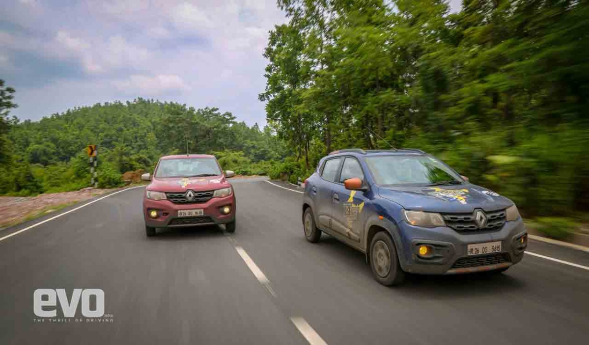 Day 15: Rally mode activated as the Renault Kwid crosses Jharkhand