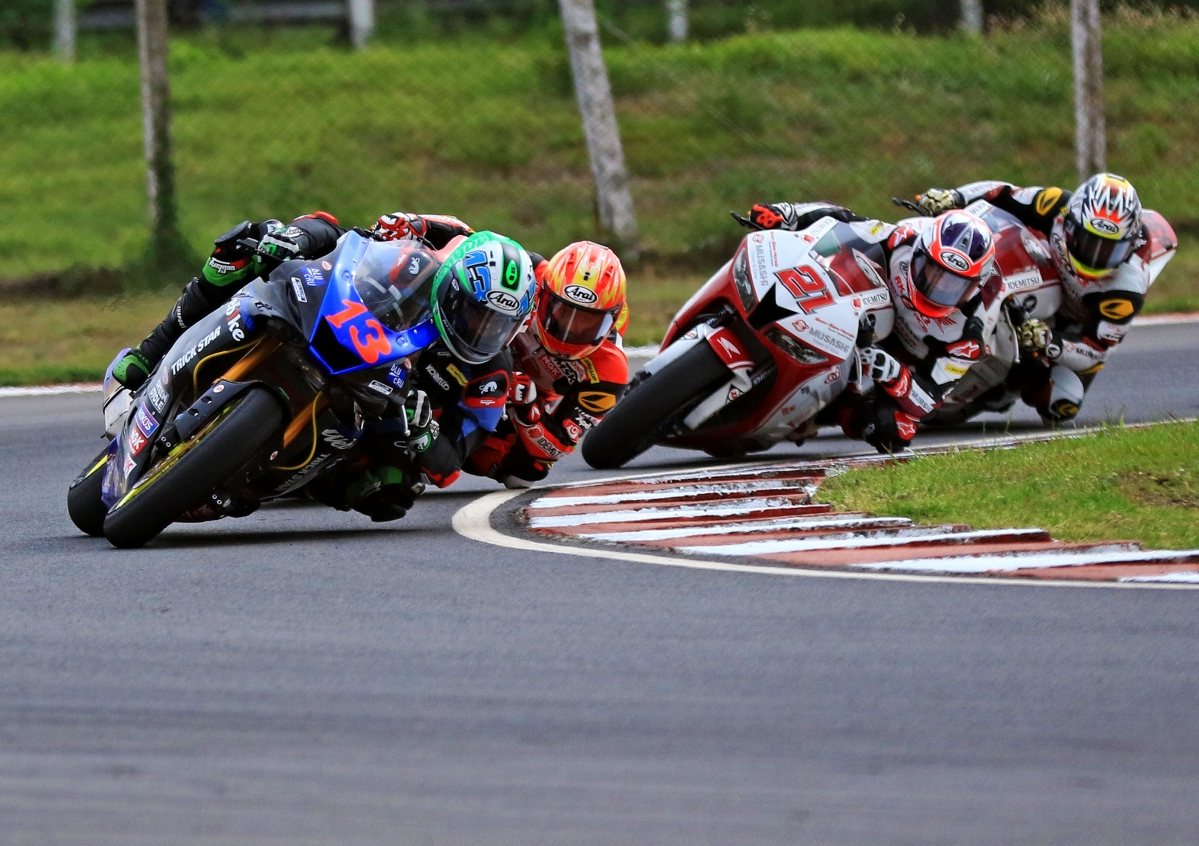 ARRC Round 4: Anthony West wins the first race of SuperSport 600cc class