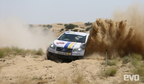 Dakshin Dare – Watch out for Team Maruti Suzuki's rally prepped S-Cross