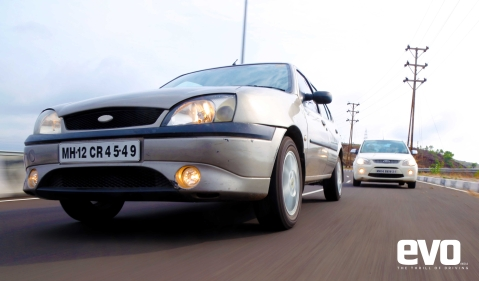 Drivers' cars on a budget, part two: Ford Ikon 1.6 & Fiesta 1.6