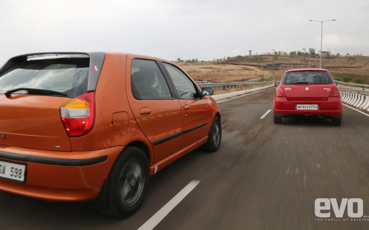 Drivers cars on a budget, part 1: Fiat Palio 1 6 GTX & Maruti Suzuki