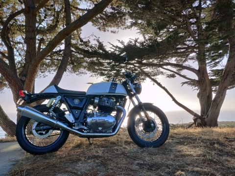 Test Ride Review: Royal Enfield Continental GT 650