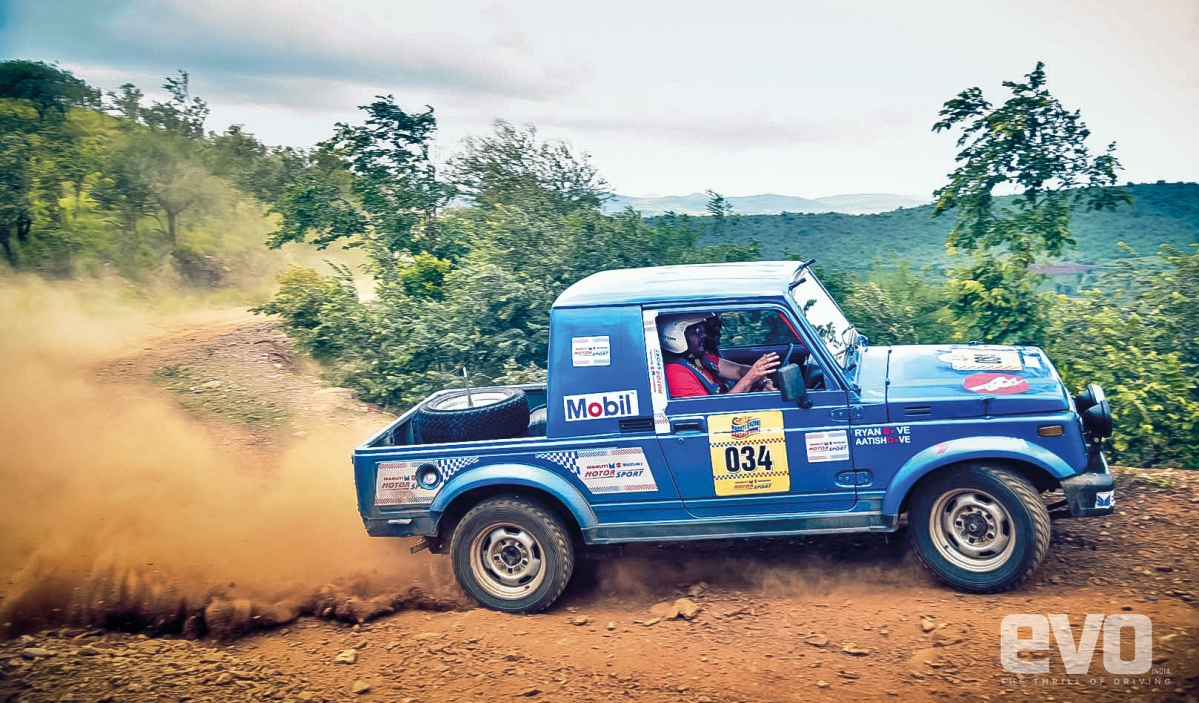 Why do we rally? – A flashback of our stint in the 2016 Dakshin Dare