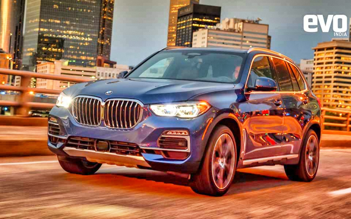 Test Drive Review The Bmw X5 Xdrive 40i