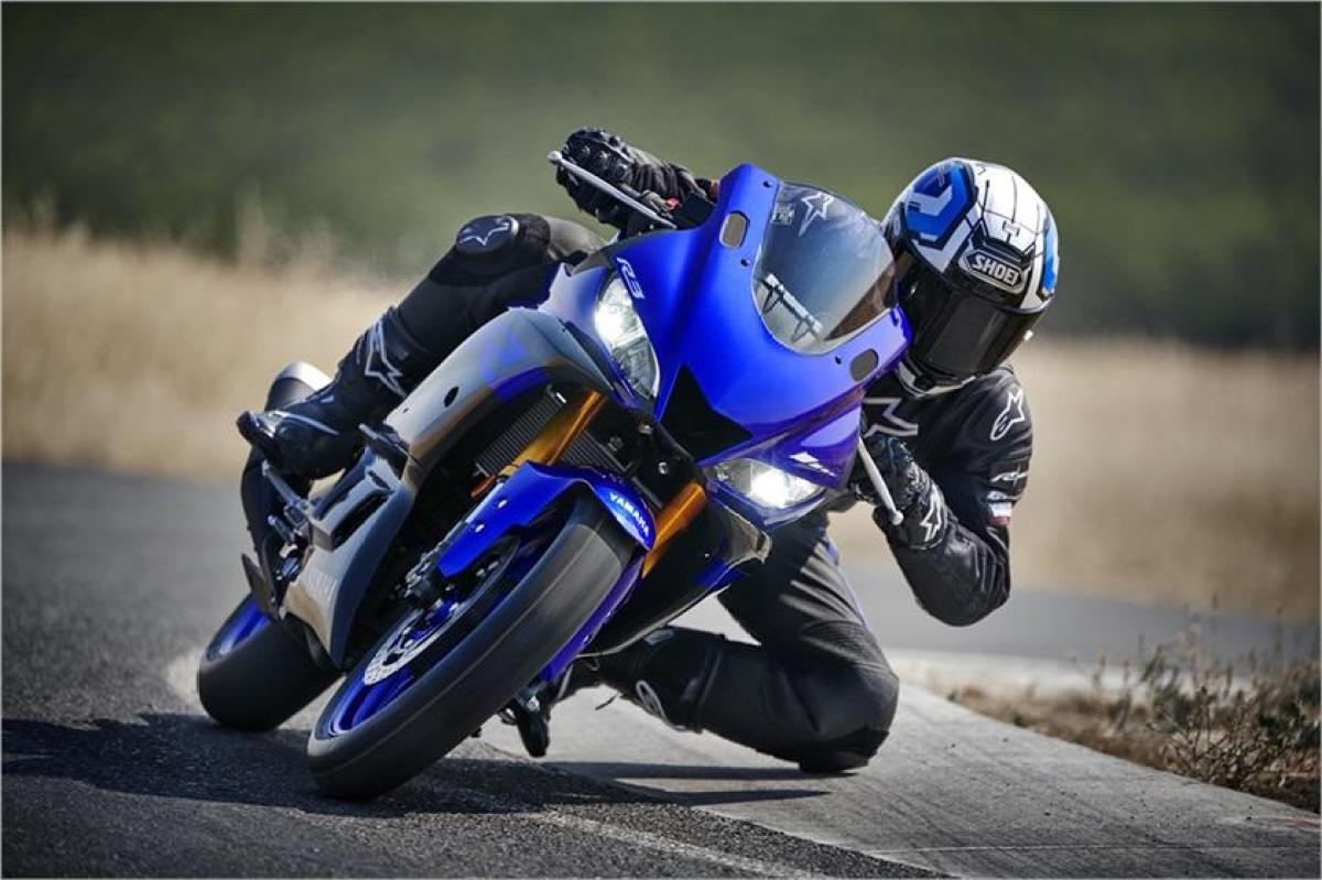 Yamaha unveils 2019 YZF-R3