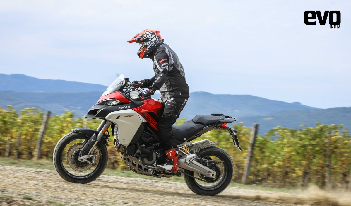 Test ride review: Ducati Multistrada 1260 Enduro