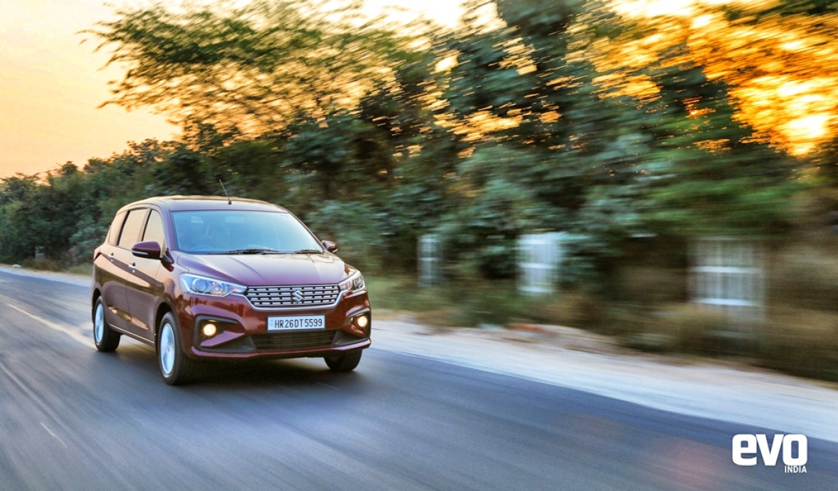 Test drive review: Maruti Suzuki Ertiga