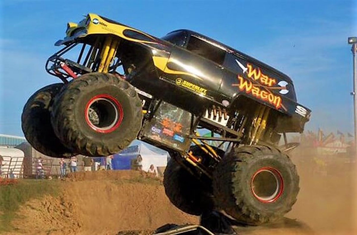 American Monster Truck shows to make their debut in India next year
