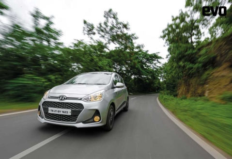 Hyundai's compact but Grand i10