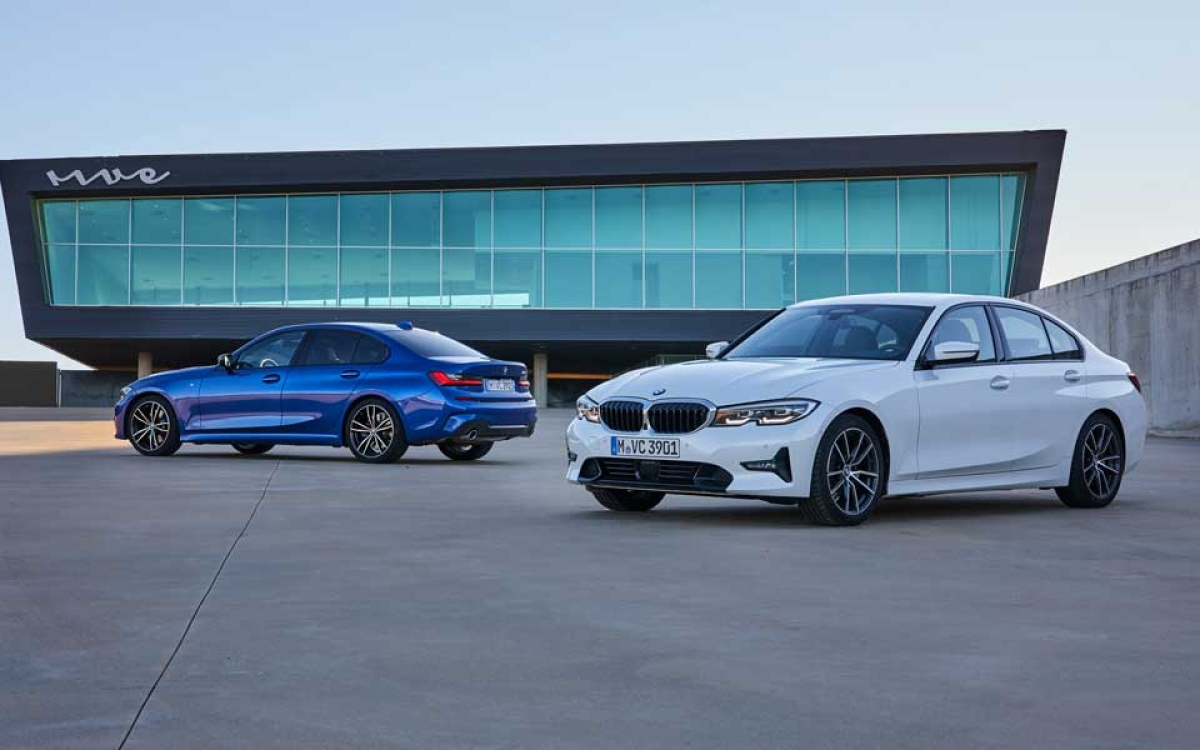 Driven:2019 BMW 3 Series, the world's best selling premium sedan