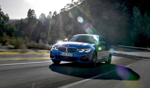 Driven 2019 Bmw 3 Series The World S Best Selling Premium Sedan