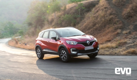 Test drive review: Renault Captur 1.5-litre petrol