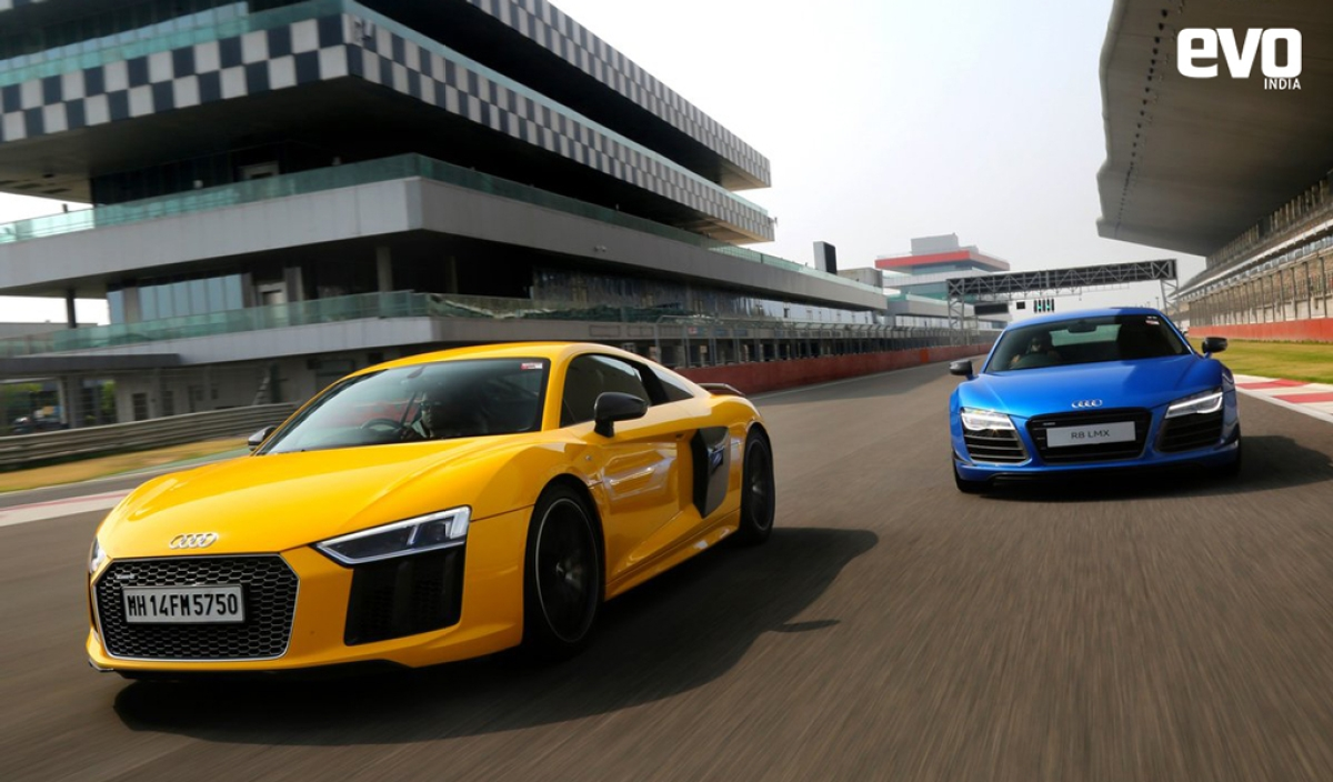 Fastest Audi cars in India, part 1: The R8 V10 Plus and R8 LMX