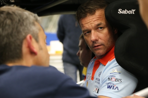 Nine time WRC Champion Sébastien Loeb on 2019 WRC and joining Hyundai Motorsport