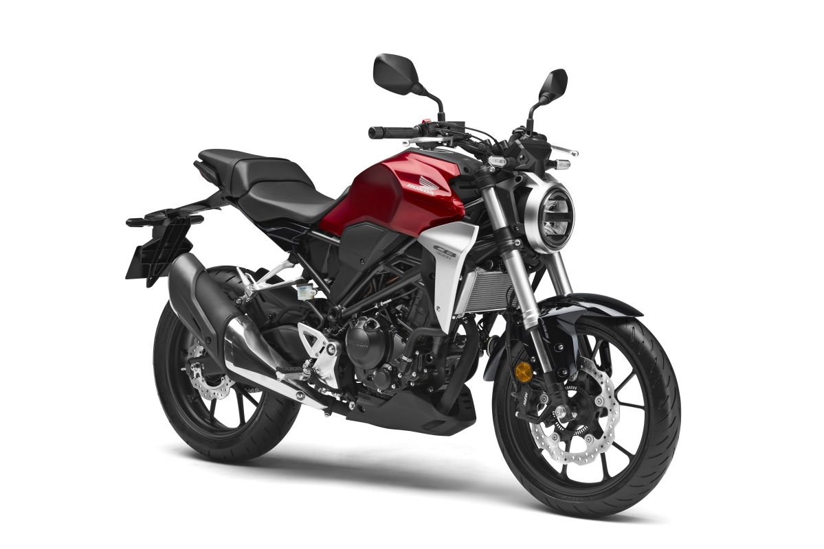 The Honda CB300R is India bound!
