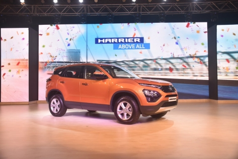 Tata Harrier launched at Rs 12.69 lakh – Creta and Compass watch out!