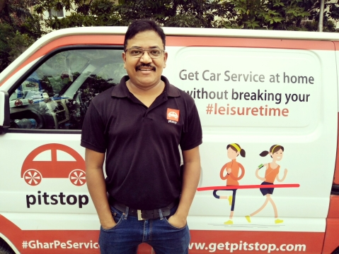 In conversation with Mihir Mohan, CEO and founder of Pitstop