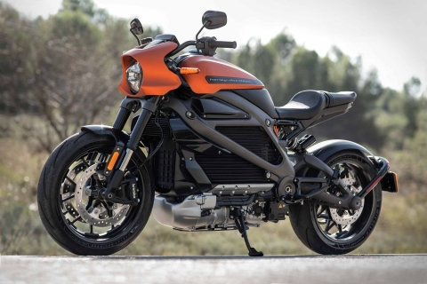 CES 2019: Harley Davidson LiveWire engine details revealed