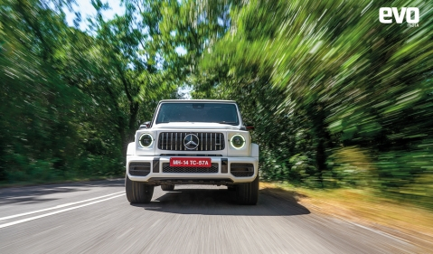 Mercedes-AMG G 63: Part 3 of Super SUV Showdown