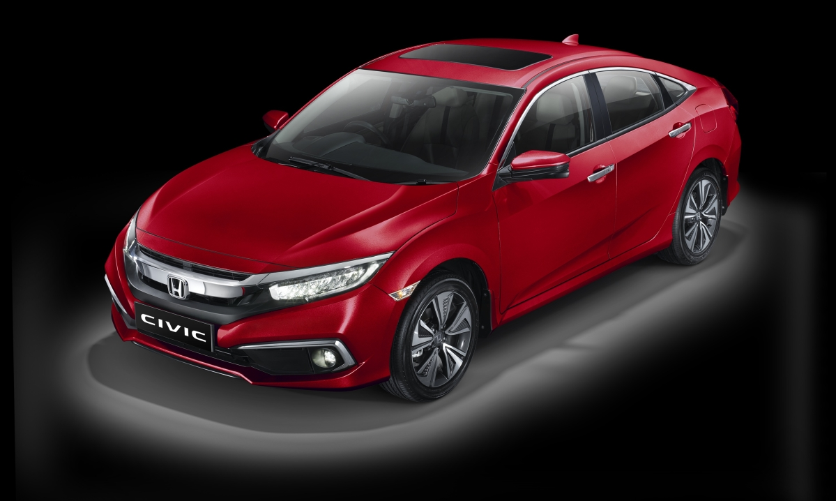 Honda Civic pre-bookings commence from today