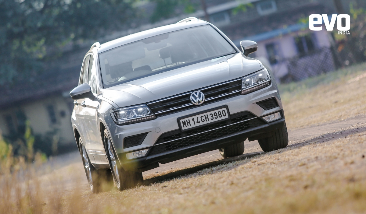 Volkswagen Tiguan: Long term report