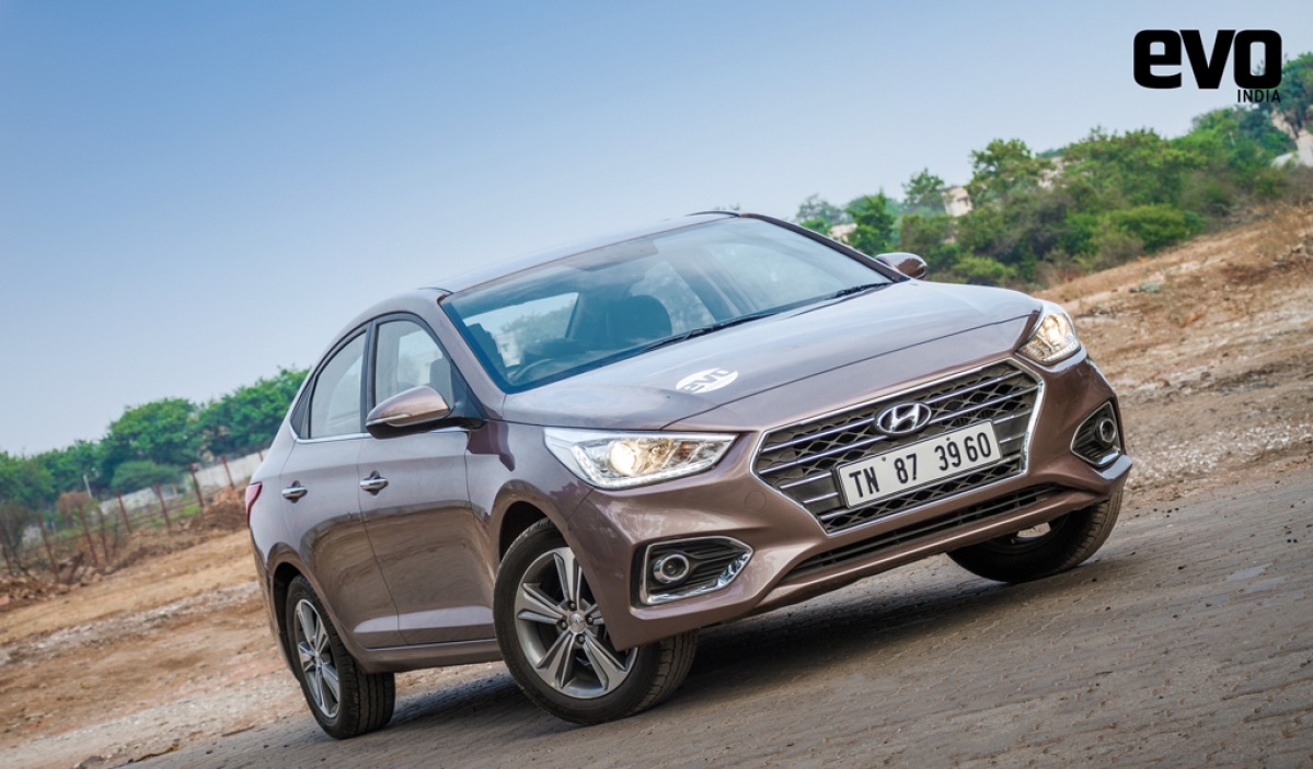 Hyundai Verna: End of term report