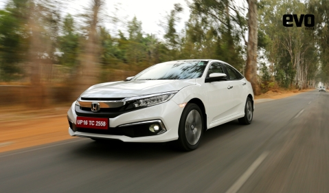 Honda Civic test drive review: Ready to take on the Corolla Altis