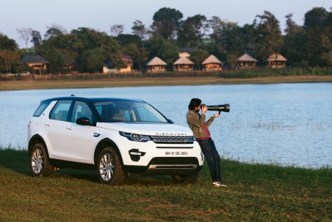 Land Rover launches its 'Never Stop Discovering' campaign