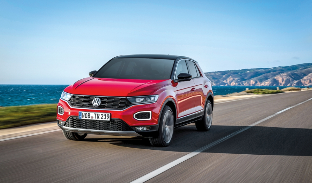 First Drive Review | Volkswagen T-Roc | ₹19.99 lakh sporty SUV