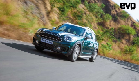 Mini Countryman Cooper S JCW Inspired test drive review