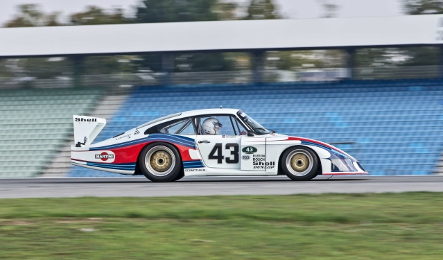 Retracing seven decades of Porsche