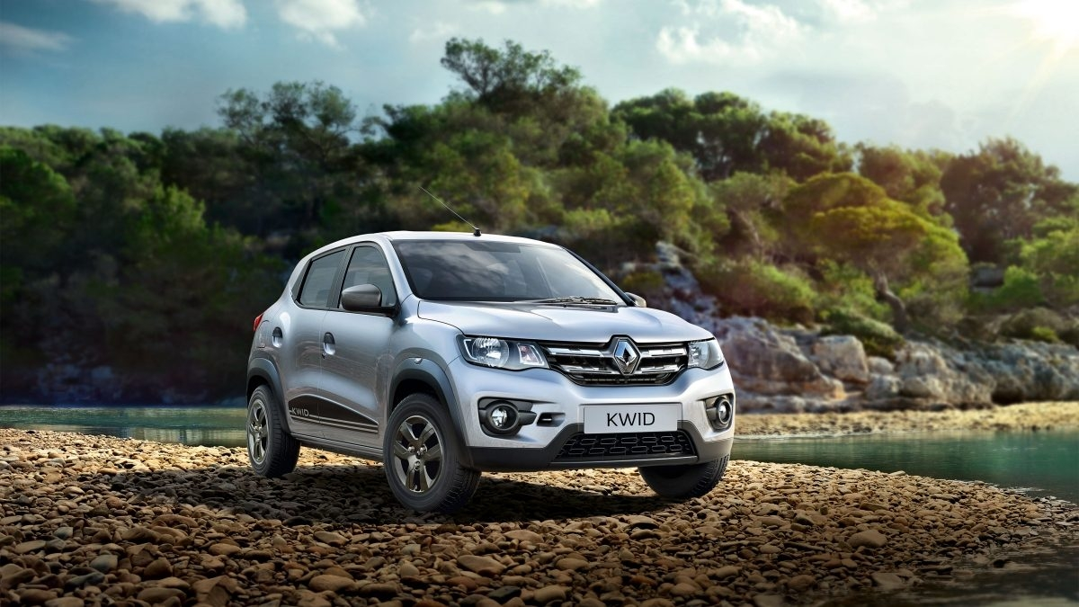 Updated Renault Kwid launched at Rs 2.6 lakh