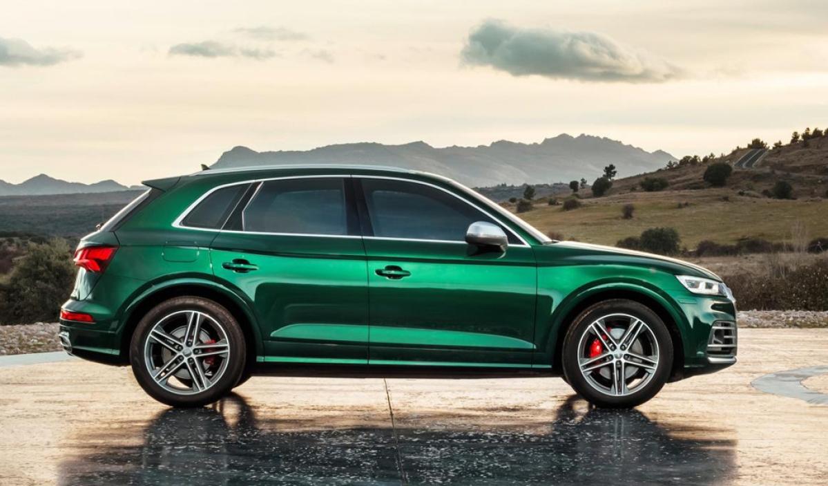 Audi SQ5 returns with a hybrid engine