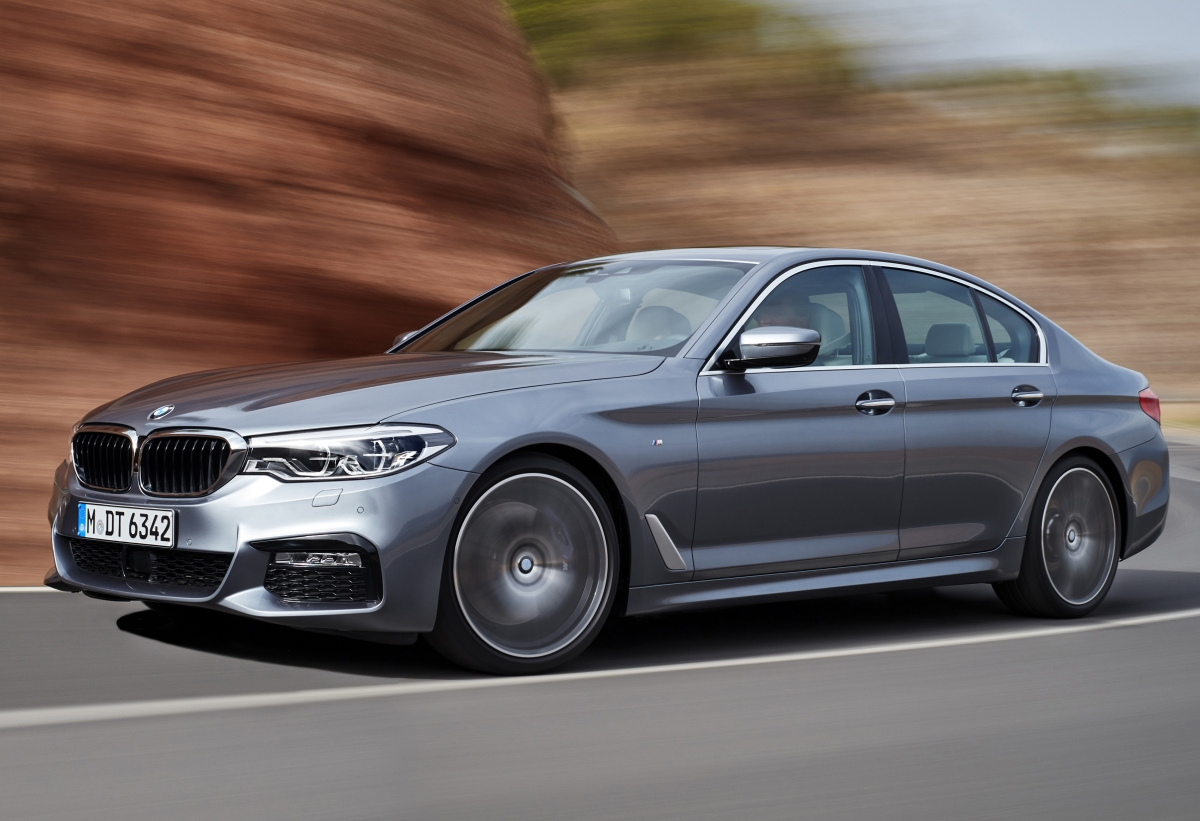 BMW launches the 530i M Sport in India at Rs 59.2 lakh