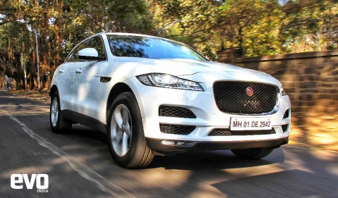 Jaguar F-Pace 25t test drive review – More sense over the diesel?