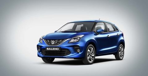 Maruti set to launch new 1.2 litre Dualjet variant of the Baleno with Smart Hybrid tech