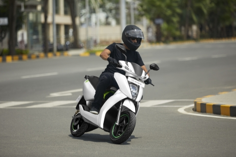 Ather Energy to enter Chennai in June
