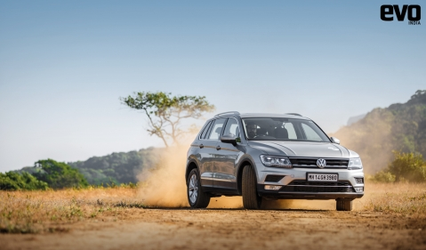 Taking the offbeat path with the Volkswagen Tiguan