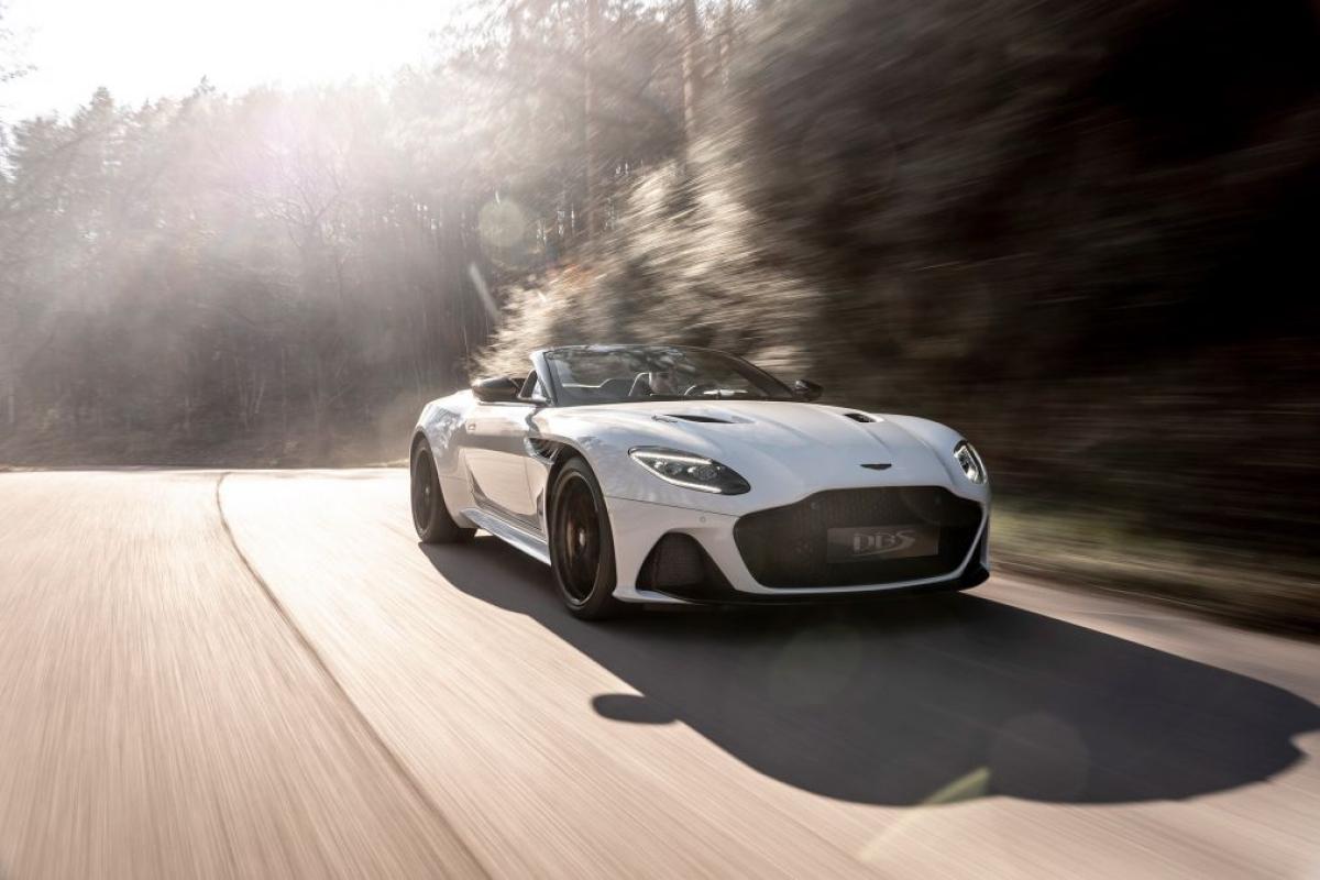 Aston Martin DBS Superleggera Volante revealed – Aston lifts the lid on its GT flagship