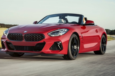 2019 Bmw Z4 Launched In India At Rs 64 90 Lakh Ex Showroom