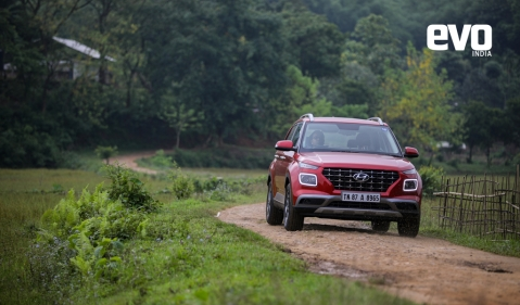 Hyundai Venue: Ten things we learnt on the first test drive