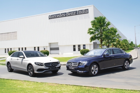 Mercedes-Benz India launches BS6 LWB E Class in diesel and petrol