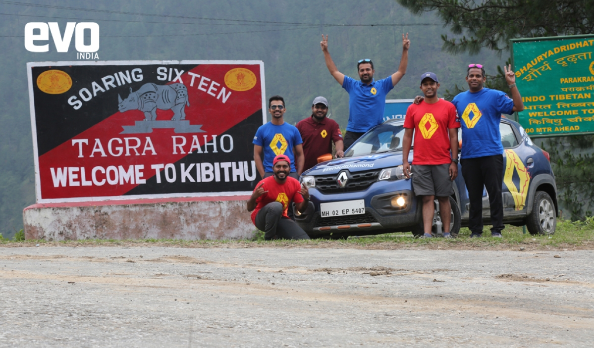 Day 19-21: Renault India Diamond Trail: A drive to remember