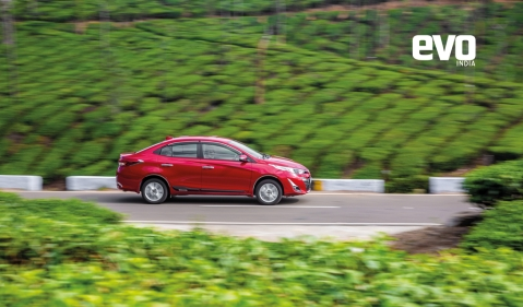 Toyota Yaris: We drive the Yaris on the road to Valaparai