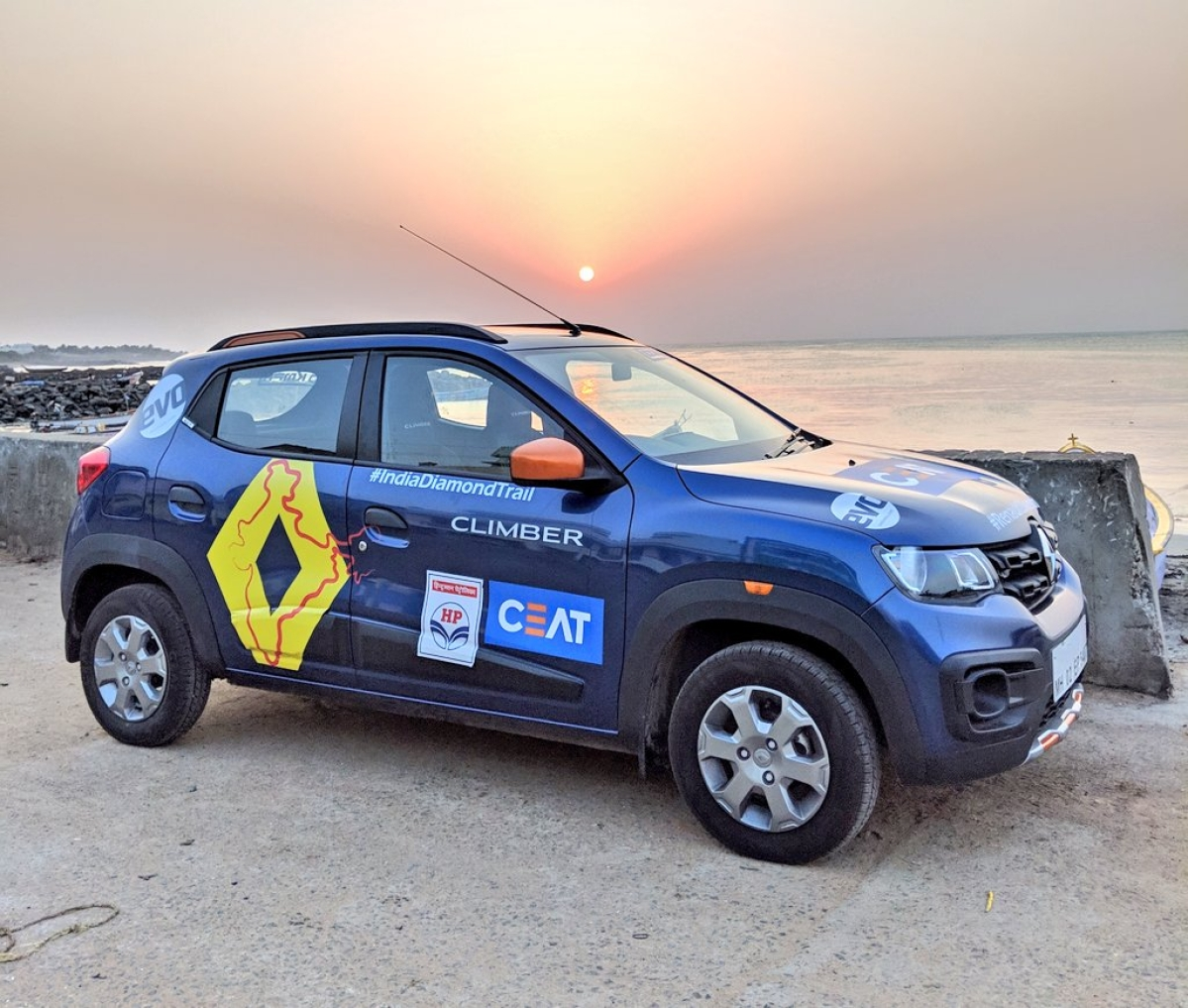 Day 10 – Renault India Diamond Trail – A day in Kanyakumari