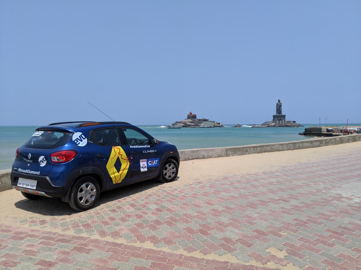 Day 11 – Renault India Diamond Trail – Kanyakumari to Chennai