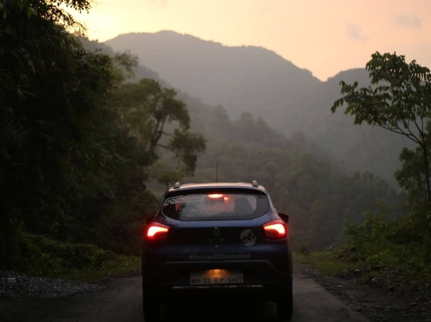 Day 22 – Renault India Diamond Trail – Time to go North