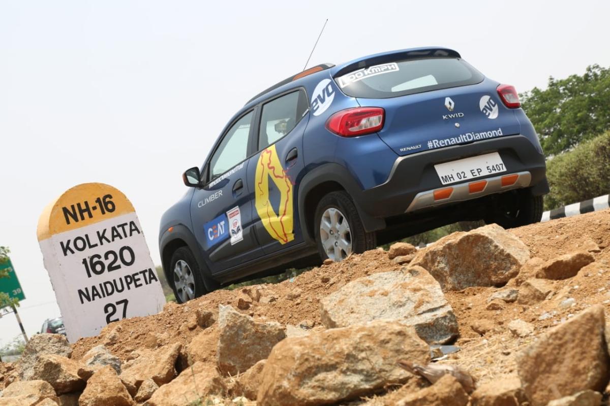 Day 12 – Renault India Diamond Trail – Chennai to Vijayawada