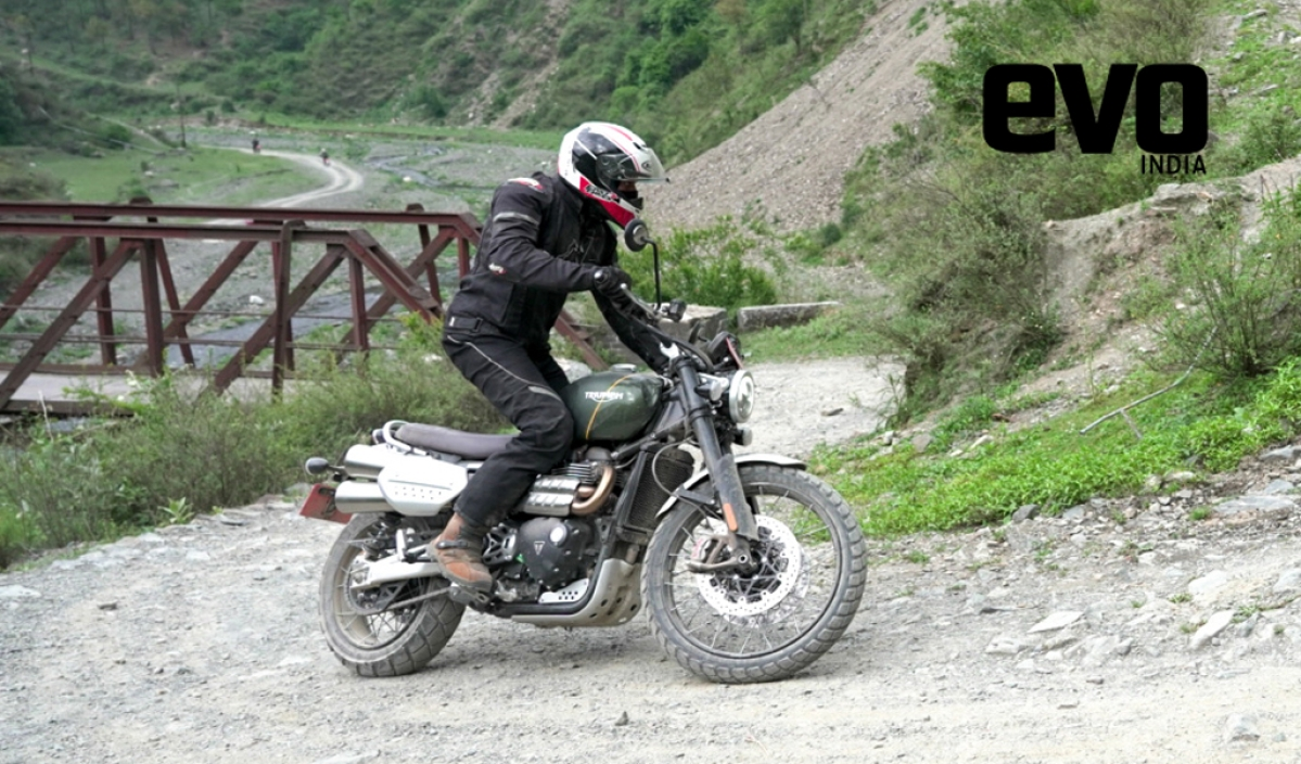 Triumph Scrambler 1200 XC- First Ride Review